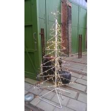 Galvaniseret Mellem Juletræ 217 cm
