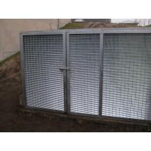 SPECIAL FREMSTILLET galvaniseret afdækning af generator