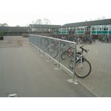 SPECIAL FREMSTILLET hegn til cykkelområde