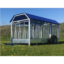 5M Combi Trailer With Hydraulic