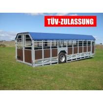 5M DE Transport Trailer