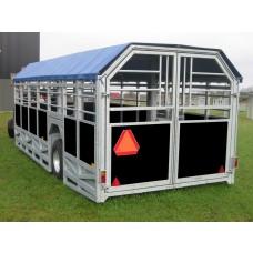 6M Wide Transport Trailer