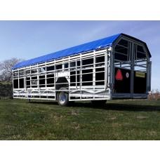 8M Wide Transport Trailer