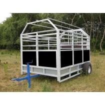 dyretransportvogn, JYFA, lille vogn til dyretransport,