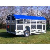 5M Breiter Transportwagen