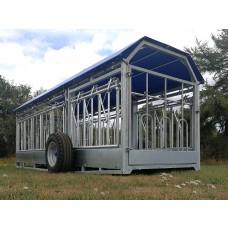 6M Kombiwagen Mit Hydraulik