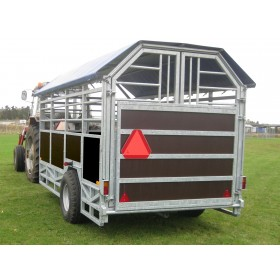 4M Schmaler Transportwagen