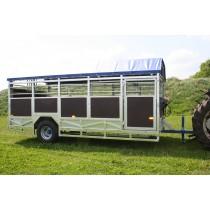 5M Bredd Transportvagnar