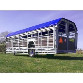 8M Bredd Transportvagnar
