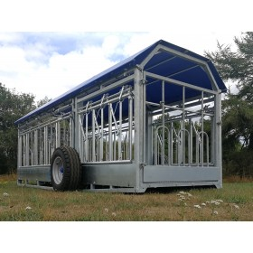 6M Combivagnar m/hydraulik