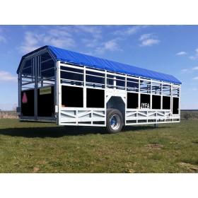 7M Bredd Transportvagnar