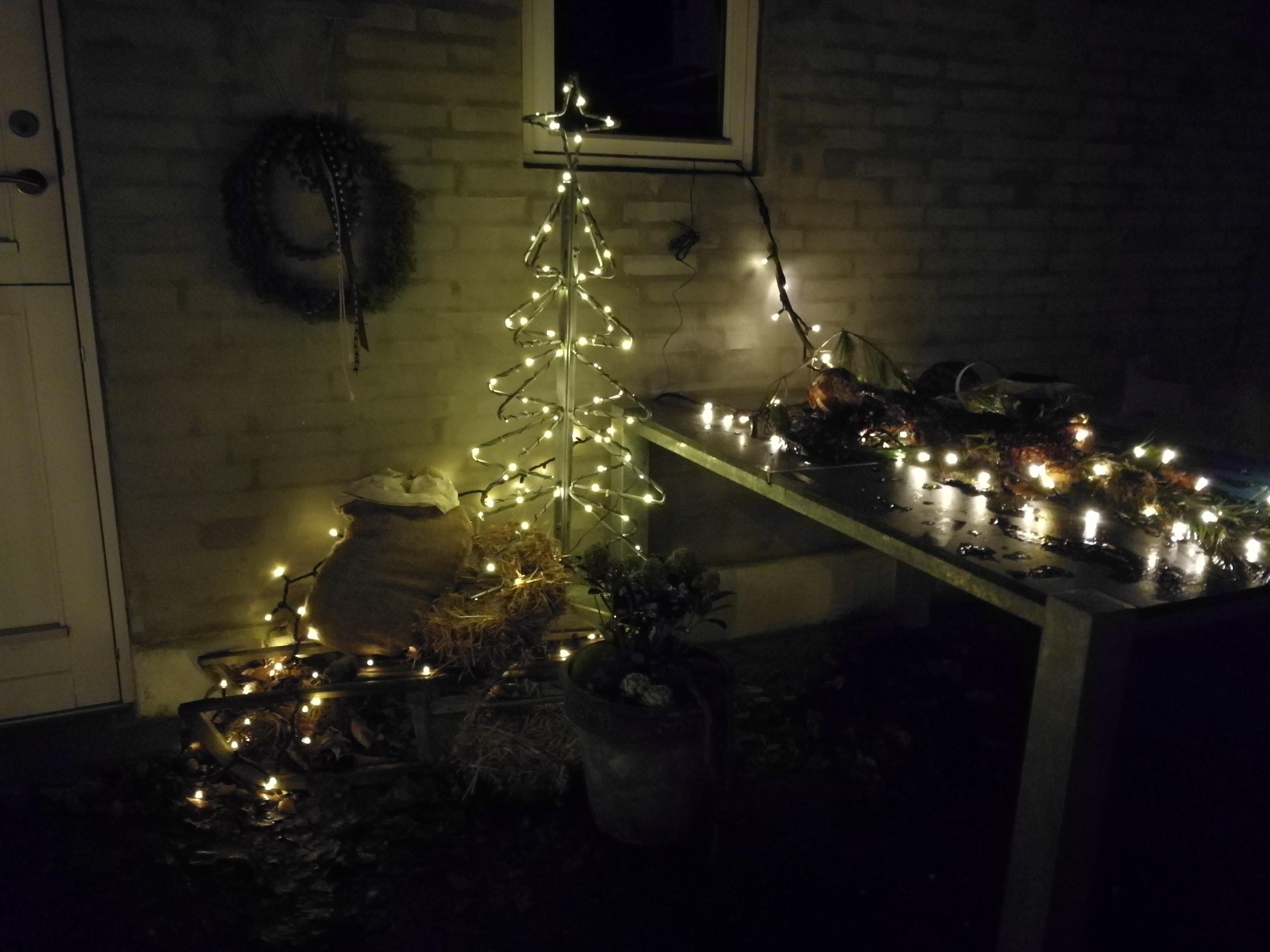 juletræ brande