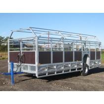 7M Bred Transportvogn