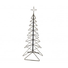 Juletræ 217 cm